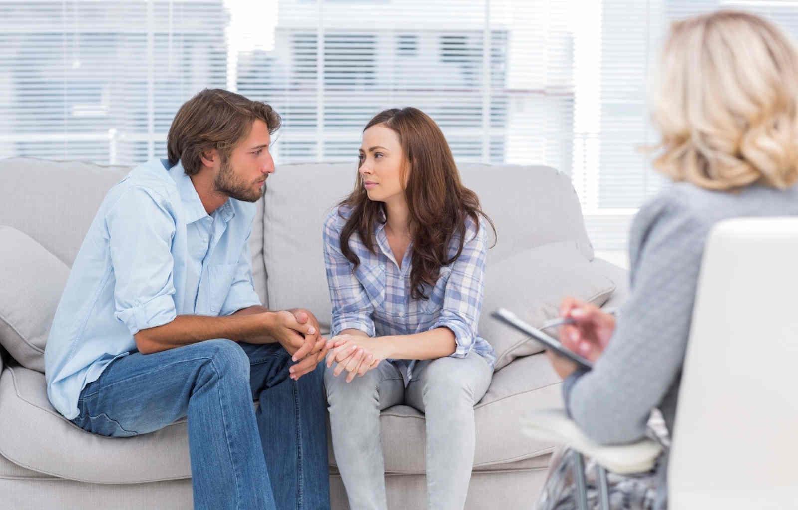 Como a terapia de casal ajuda os casais?