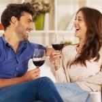 Beber vinho aumenta a satisfação com o casamento, diz estudo