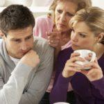 """""""Minha família se mete muito no meu relacionamento"""""""